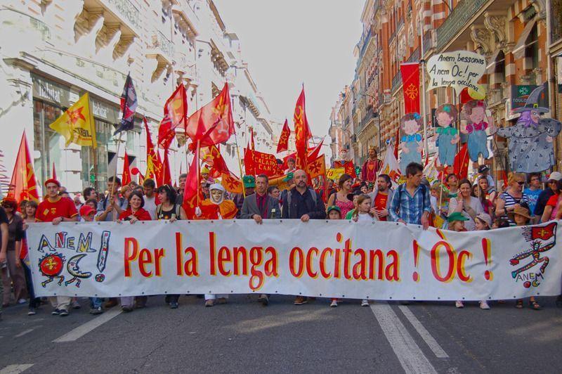 """Résultat de recherche d'images pour """"photos manifestation occitane"""""""